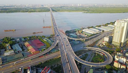 Phê duyệt chủ trương đầu tư giai đoạn 2 Dự án cầu Vĩnh Tuy