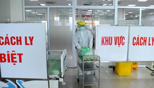 Dịch virus corona ngày 11/2: Bệnh viện dã chiến ở TP.HCM đi vào hoạt động