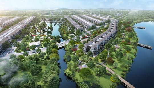 Đầu tư sinh lời với dự án khu đô thị bậc nhất tại Long An