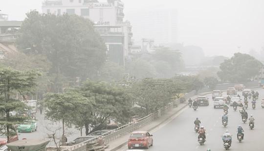 Thời tiết Hà Nội: Sáng sớm có sương mù, trưa chiều hửng nắng