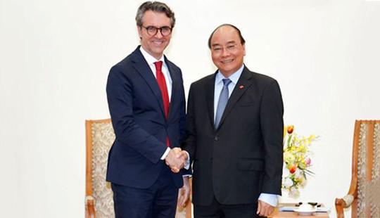 Việt Nam mong EU hỗ trợ nâng cao năng lực thực thi Hiệp định EVFTA và EVIPA