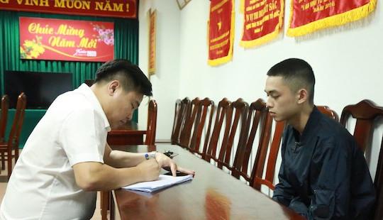 Bắt 3 đối tượng từ Hà Nội vào Huế để cho vay tín dụng đen