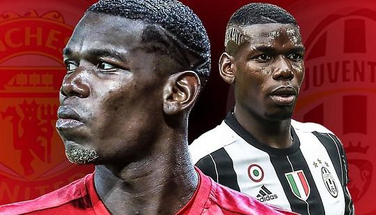 Man United dậy sóng vì phát biểu của Raiola về tương lai Pogba