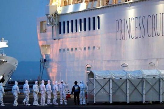 Hàn Quốc cân nhắc hồi hương công dân trên du thuyền Diamond Princess