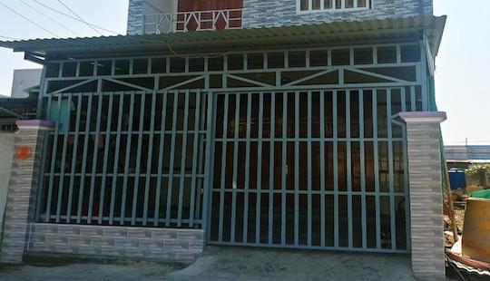 Kiên Giang: Cán bộ biên phòng bị tố xây nhà trên đất của dân
