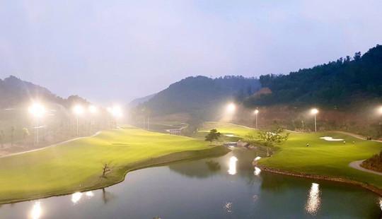 Bốn lợi thế của sân golf Geleximco Hilltop Valley Golf Club