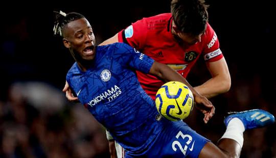 Chelsea thua trận thứ 3 liên tiếp trước M.U