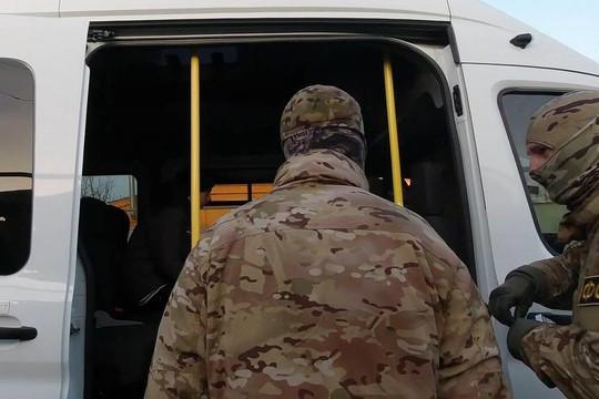 An ninh Nga chặn đứng 2 vụ tấn công khủng bố ở Crimea
