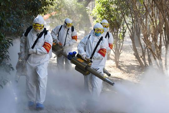 Trung Quốc cho biết thời gian ủ bệnh của coronavirus có thể kéo dài tới 27 ngày