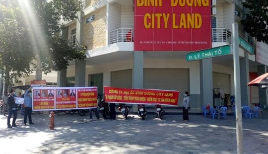 """Lừa bán dự án """"ma"""", hai lãnh đạo Công ty Bình Dương City Land bị bắt giữ"""
