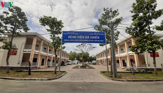 Hà Nội lên phương án lập 2 bệnh viện dã chiến ứng phó dịch Covid-19