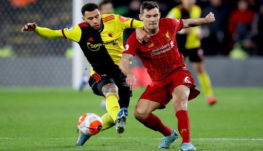 """Liverpool thảm bại trước Watford, người hâm mộ gọi tên """"tội đồ"""""""