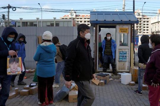 Vũ Hán đóng cửa một bệnh viện dã chiến sau khi bệnh nhân cuối cùng xuất viện