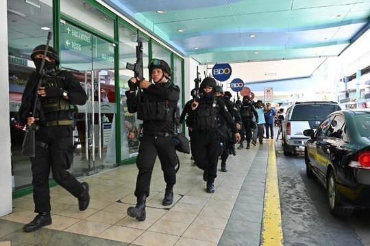 Giải cứu toàn bộ con tin bị bắt cóc trong Trung tâm mua sắm ở Philippines