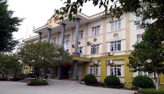 Thanh Hóa: Hàng loạt sai phạm trong đấu thầu dự án tại xã Yên Phong