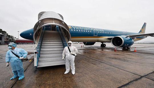 Một hành khách người Nhật nhiễm Covid - 19 trên chuyến bay của Vietnam Airlines