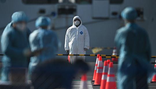 Số ca nhiễm COVID- 19 tại Nhật Bản chạm mốc 1000