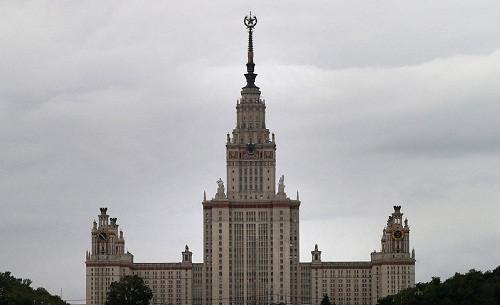 Đại học Quốc gia Moscow xếp thứ 21 trên thế giới về Khoa học Tự nhiên trong bảng xếp hạng QS 2020