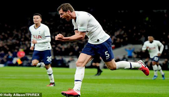 Tottenham trắng tay tại FA Cup sau loạt luân lưu cân não