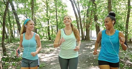 Tập thể dục có lợi cho hệ miễn dịch