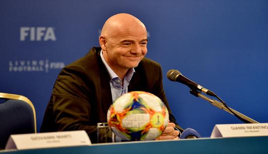 FIFA cân nhắc việc điều chỉnh lịch thi đấu Vòng loại World Cup 2022