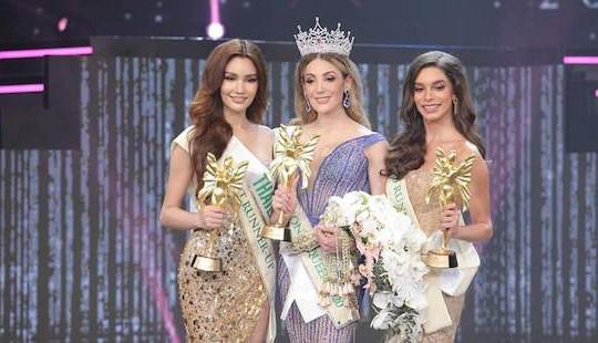 Đại diện Mexico đăng quang Hoa hậu Chuyển giới Quốc tế 2020