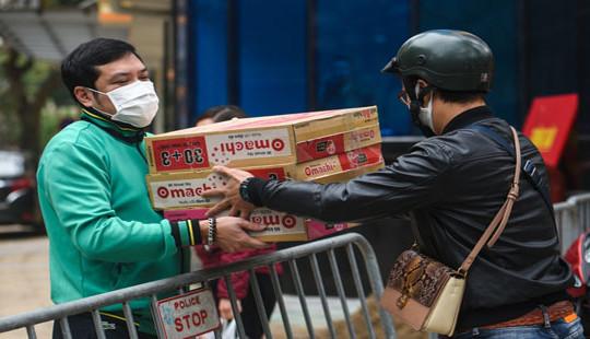 Hà Nội quyết định hỗ trợ người cách ly 100.000 đồng/ngày
