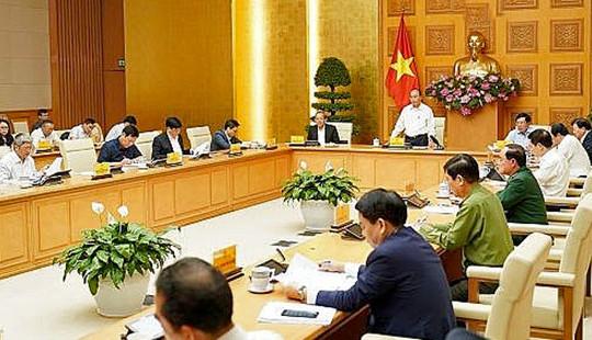Thủ tướng Chính phủ: Quyết tâm chặn đứng dịch bệnh