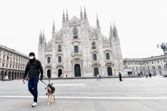 Nền kinh tế Italia yếu dần vì dịch bệnh