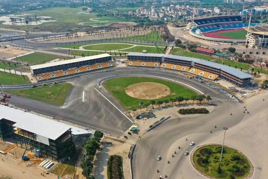 Chính thức hoãn chặng đua F1 tại Hà Nội
