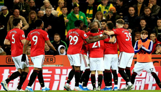 """Man Utd """"hồi sinh"""" mạnh mẽ với dàn sao trẻ như trong mơ"""