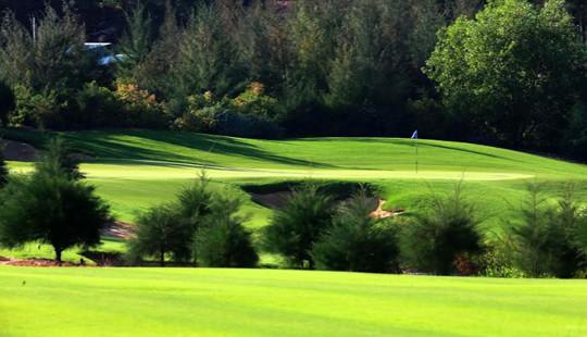 Hệ thống sân Golf - Điểm đến an toàn với nhiều giải pháp phòng chống dịch đồng bộ