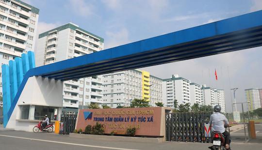Ký túc xá ĐH Quốc gia TP.HCM thành khu cách ly 40.000 chỗ
