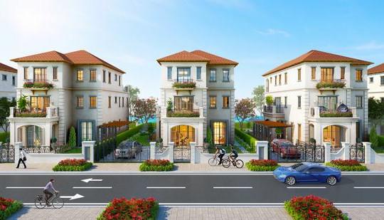 Sắc màu Địa Trung Hải trong lòng đô thị sinh thái thông minh Aqua City