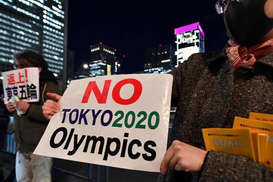 Hoãn Olympic Tokyo 2020 sang mùa hè 2021