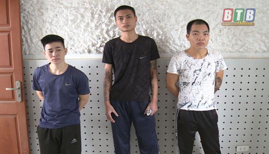 Thái Bình: Bắt 3 đối tượng lừa bán người sang Trung Quốc