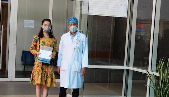 3 bệnh nhân Covid-19 ở Đà Nẵng xuất viện