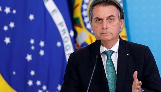 """Tổng thống Brazil """"đổ thêm dầu vào lửa"""" giữa đại dịch Covid-19"""