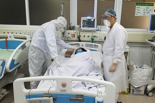 Bộ Y tế khẳng định chưa có bệnh nhân mắc Covid-19 tử vong