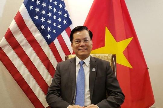 Thủy thủ tàu sân bay Mỹ vừa thăm Việt Nam mắc Covid-19, Đại sứ Hà Kim Ngọc nói gì?