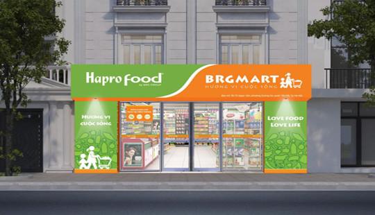 Tập đoàn BRG mở thêm 10 cửa hàng Hapro food phục vụ nhân dân thủ đô mua sắm hàng hóa tiêu dùng thiết yếu