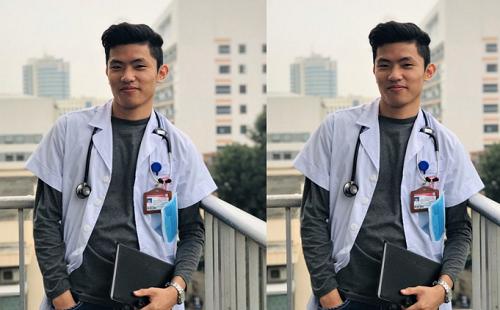 Sinh viên thực tập ở bệnh viện Bạch Mai kể chuyện cách ly tại nhà
