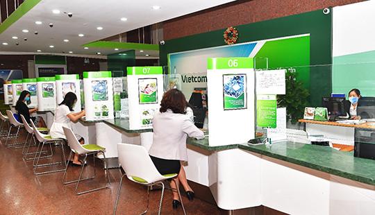 Ngân hàng vẫn đáp ứng mọi hoạt động giao dịch thiết yếu của khách hàng