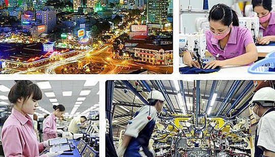 ADB: Tăng trưởng kinh tế Việt Nam 2020 giảm xuống 4,8% do Covid-19