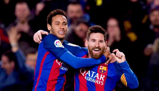 Barcelona bất chấp mọi kế sách để có được Neymar