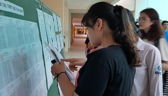 Ôn thi THPT quốc gia, học sinh lớp 12 có thể bỏ qua những phần nào trong môn tiếng Anh?