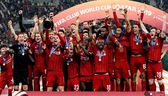 Chủ tịch UEFA đề xuất Liverpool nên được trao cúp vô địch Ngoại hạng Anh bằng mọi giá