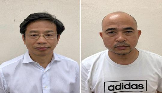 Bắt giam cựu Tổng giám đốc PVOil