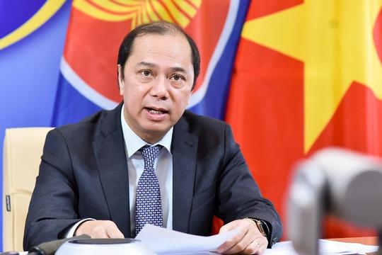 Chủ tịch ASEAN 2020 - Việt Nam thúc đẩy nỗ lực chung chống Covid-19