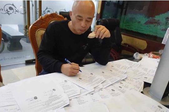 """Khởi tố, bắt tạm giam đại gia """"Đường Nhuệ"""" ở Thái Bình"""